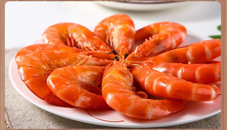 深海牡丹虾、鲜味营养虾、冰冻新鲜虾,厂家长期批发